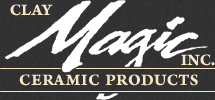 Clay Magic Inc. Logo